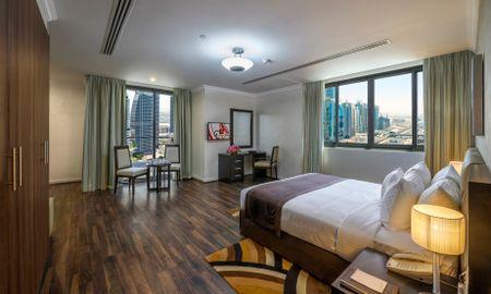 Апартаменты Делюкс с 3 спальнями - вид на Марину - City Premiere Marina Hotel Apartments - Dubai