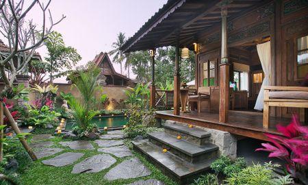 Villa Piscine en bois - Pramana Watu Kurung - Bali