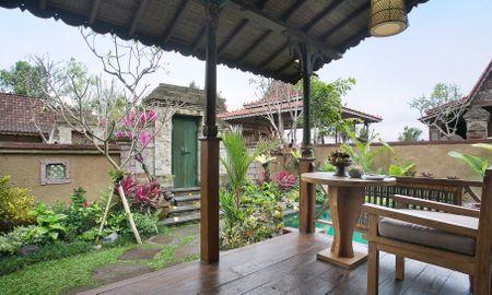 Villa con piscina in legno - Pramana Watu Kurung - Bali