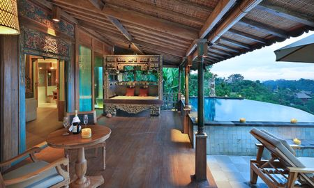 Villa con piscina reale Ayung - Pramana Watu Kurung - Bali