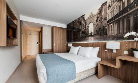 Habitación Doble - Uso Individual - Exe Saldanha - Lisboa