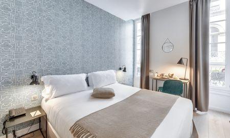 Chambre Supérieure - Monsieur Helder - Hotel Opera - Paris