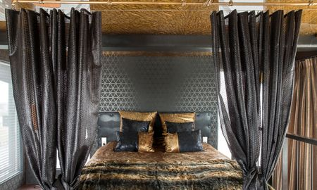 Suite Mística - Crane Hotel Faralda - Ámsterdam
