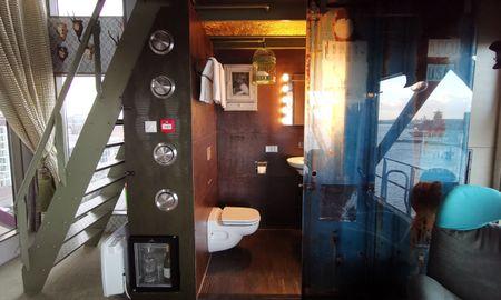 Suíte Free Spirit - Crane Hotel Faralda - Ámsterdam