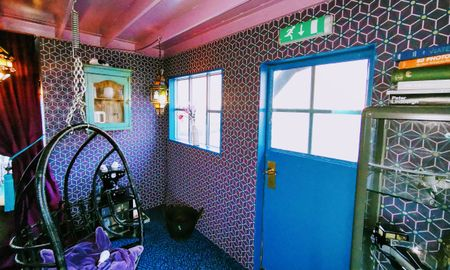 Suite Secreta - Crane Hotel Faralda - Ámsterdam