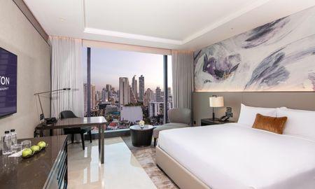 Делюкс номер - Carlton Hotel Bangkok Sukhumvit - Bangkok