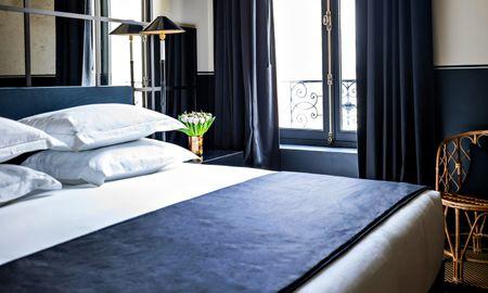 Chambre Classique - Monsieur George - Champs Elysées - Paris