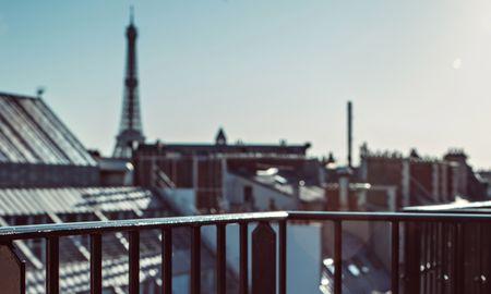 Suite Eiffel - Monsieur George - Champs Elysées - Paris
