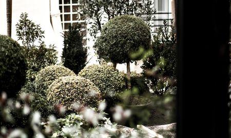 Suite Jardin - Monsieur George - Champs Elysées - Paris