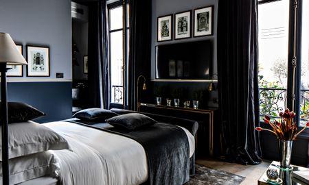 Chambre Exécutive Avec Balcon - Monsieur George - Champs Elysées - Paris