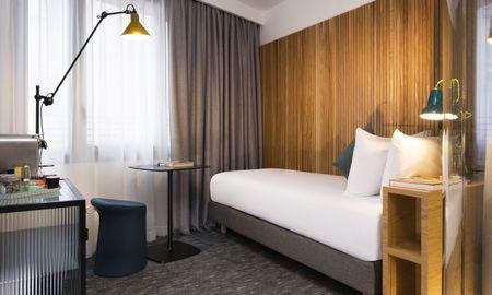 Habitación Individual - Drawing Hotel - Paris