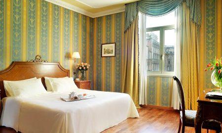 Habitación Superior Doble - Sina Bernini Bristol - Roma