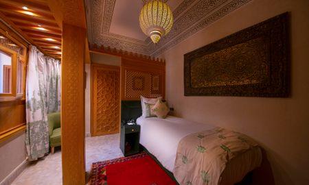 Habitación Individual - Elegancia Riad Boutique & Spa - Marrakech