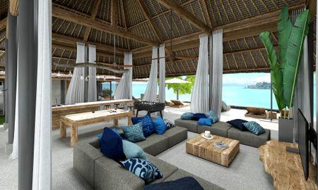 Villa con piscina con due camere da letto e vista mare - Island Escape By Burasari - Phuket
