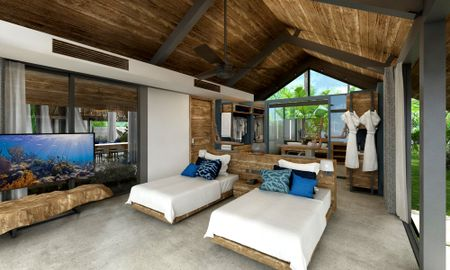 Villa con piscina con tre camere da letto e vista mare - Island Escape By Burasari - Phuket
