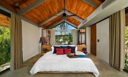 Zwei Schlafzimmer Oceanview Pool Villa - Island Escape By Burasari - Phuket