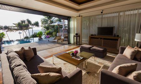Quattro Camere Residenza Vista Oceano Villa no. 31 - Trisara - Phuket