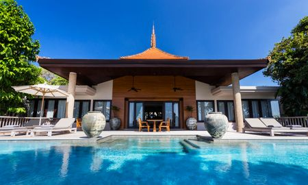 Two Bedroom Pool Villa - Ocean Front - Trisara - Phuket