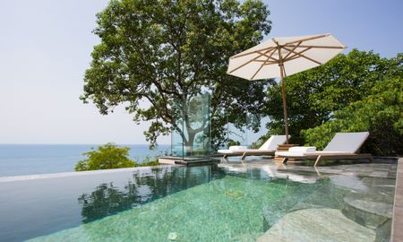 Ocean view pool junior suite - Trisara - Phuket