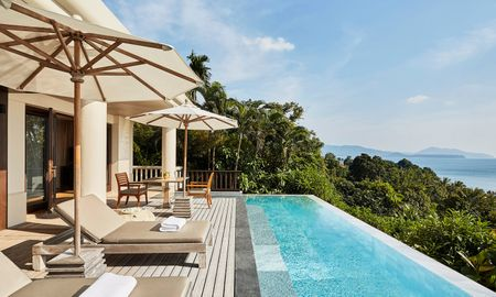 Signature Ocean View Pool Suite - Trisara - Phuket