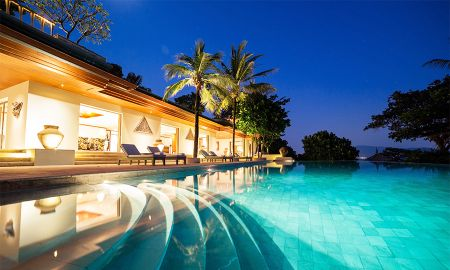Sette camere da letto con vista sull'oceano Residence - Trisara - Phuket