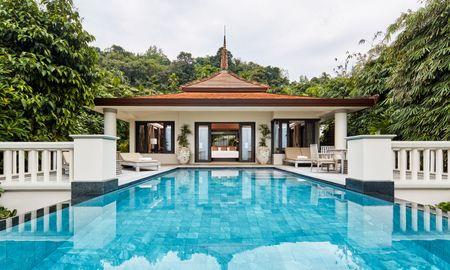 Villa Piscina - vista oceano - Trisara - Phuket