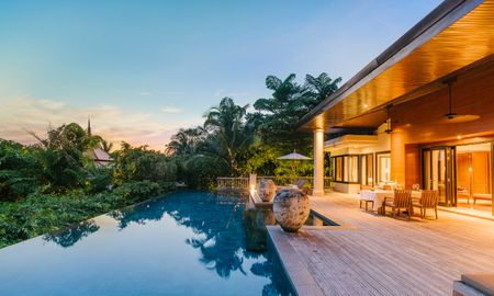 Trisara Signature Two Bedroom Villa No. 20 - Trisara - Phuket