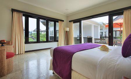 Villa Privada de Tres Dormitorios con Piscina - Desa Pramana Swan By Pramana - Bali
