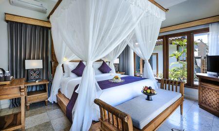 Piscina privada de un dormitorio Villa - Desa Pramana Swan By Pramana - Bali