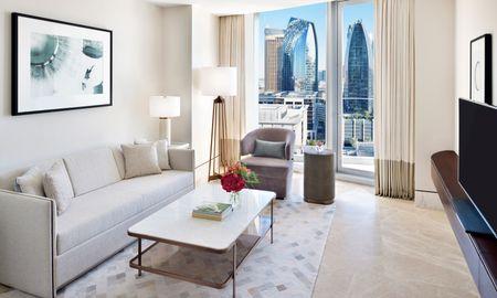 Executive Suite - Sky View - Address Sky View - Dubai