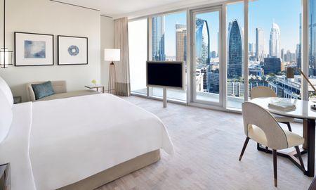 Club Room - Burj View - Address Sky View - Dubai