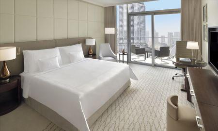 Делюкс номер - Address Fountain Views - Dubai