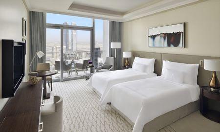 Клубный номер - Address Fountain Views - Dubai