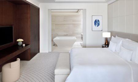 Представительский люкс - вид на Фонтаном - Address Fountain Views - Dubai