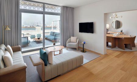Представительский люкс - вид на Марину - Vida Creek Harbour - Dubai