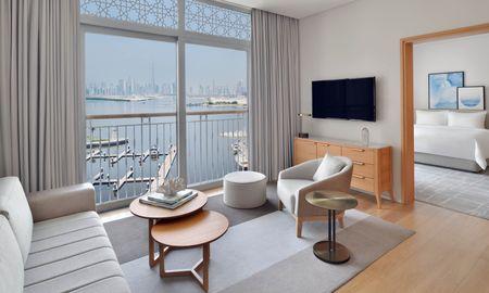 Люкс Premier - вид на Марину - Vida Creek Harbour - Dubai