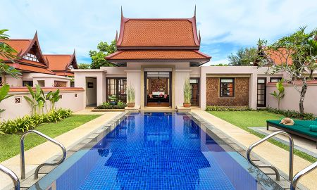 Signature Pool Villa - Banyan Tree Phuket - Phuket