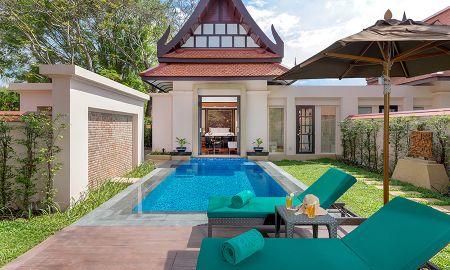 Villa Laguna com piscina - Banyan Tree Phuket - Phuket