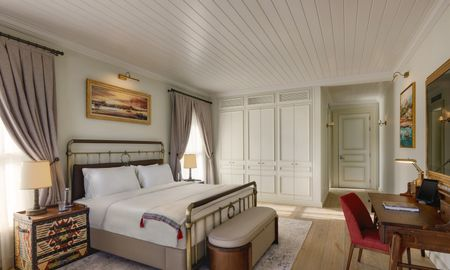 Chambre Deluxe - Six Senses Kocatas Mansions Istanbul - Istanbul
