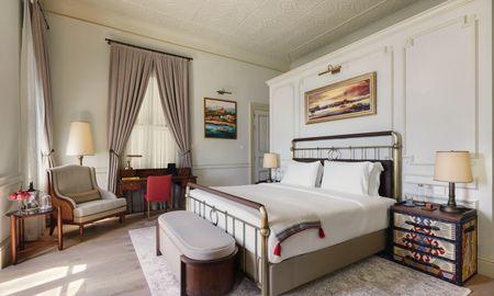 Chambre Deluxe Bosphorus - Six Senses Kocatas Mansions Istanbul - Istanbul