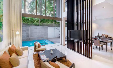 Suite Duplex com Piscina - Twinpalms Phuket - Phuket