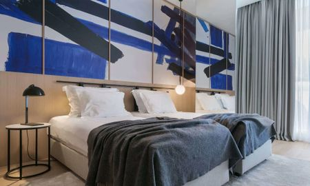 Suite Penthouse 2 Chambres Balcon Vue Mer - Amfora, Hvar Grand Beach Resort - Hvar