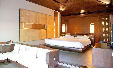 Camera Familiare con Una camere da letto - Vista Giardino - Sri Panwa Phuket - Phuket