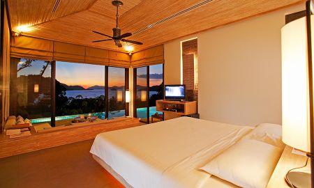 Suite Familiare con Due Camere - Vista Mare - Sri Panwa Phuket - Phuket