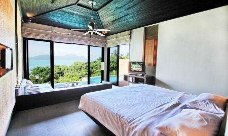 Camera Familiare con Una camere da letto - Vista Mare - Sri Panwa Phuket - Phuket