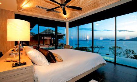 Villa con Due Camere Con Piscina - Vista Mare - Sri Panwa Phuket - Phuket