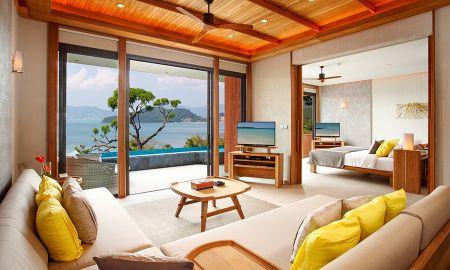 Penthouse Una Camera - Vista Mare - Sri Panwa Phuket - Phuket
