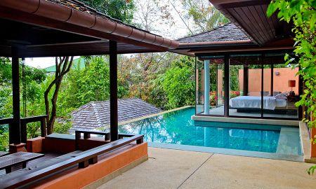 Villa Una Camera con Piscina - Vista Giardino - Sri Panwa Phuket - Phuket