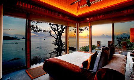 Luxe Villa Due Camere - Vista Mare - Sri Panwa Phuket - Phuket
