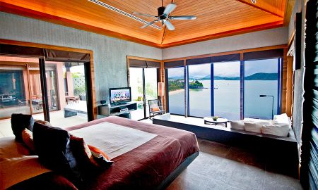 Villa Luxury Una camera con piscina - Vista Mare - Sri Panwa Phuket - Phuket